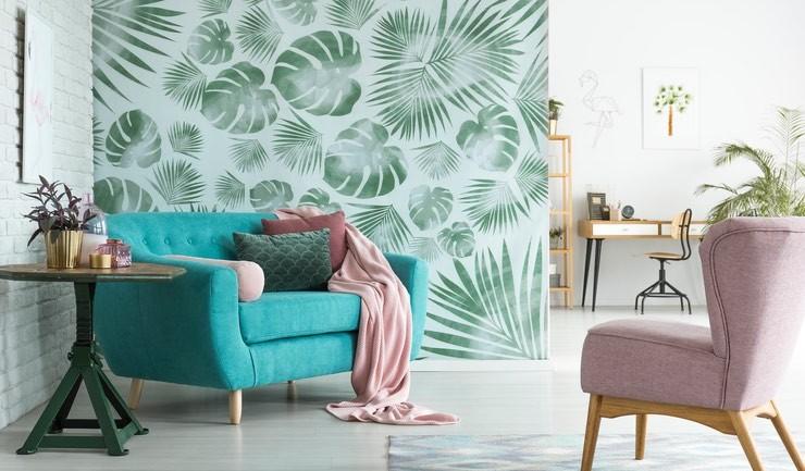 Wanddekoration Wohnzimmer: 6x Tipps und Ideen