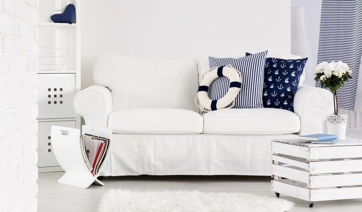 Dekorieren eines kleinen Wohnzimmers: 4 nützliche Tipps