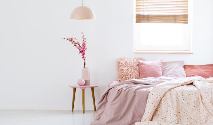 Pastellfarbenes Interieur: frisch, offen und gemütlich